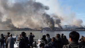 Bombardeo de la isla surcoreana de Yeonpyeong en 2010