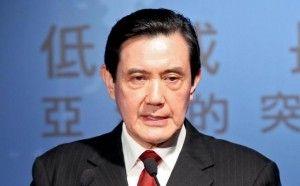 Ma Ying-jeou, presidente de Taiwan